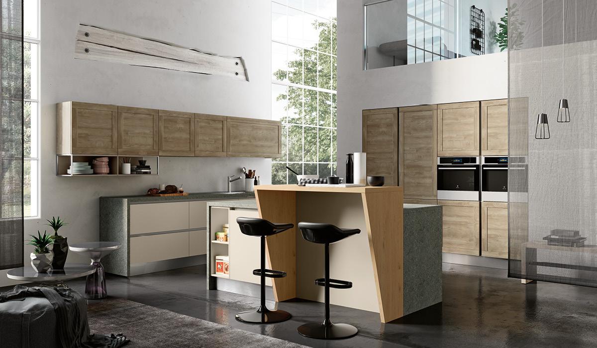 cucina lipari